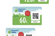 Stewwert-Taler Sonderedition