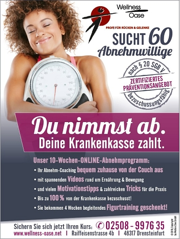 Wellnessoase Frauentag 2019 © Wellnessoase Frauentag 2019